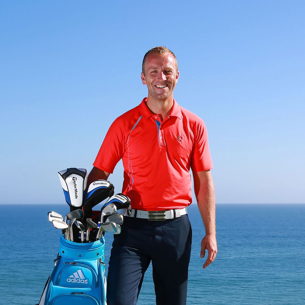Cameron Procter – Director Corporativo de Golf
