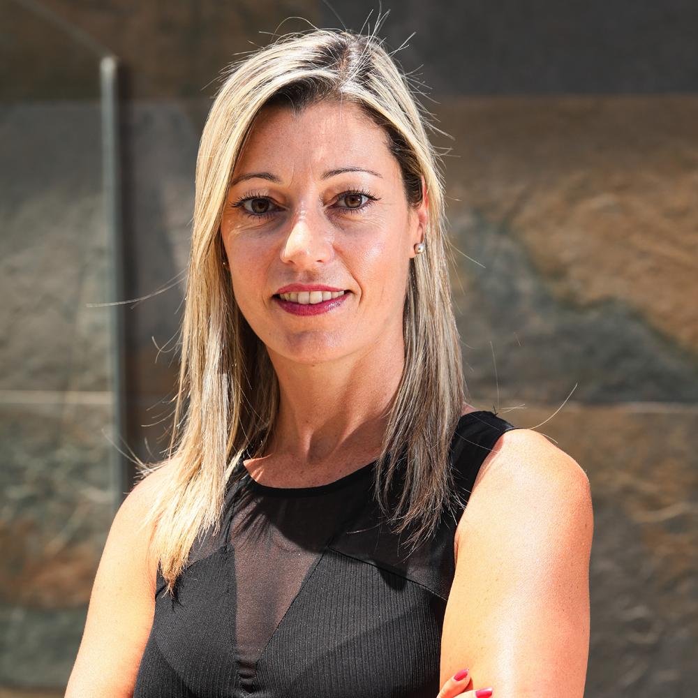 Esther Alemán Rodriguez - Jefa de Contratación de Golf