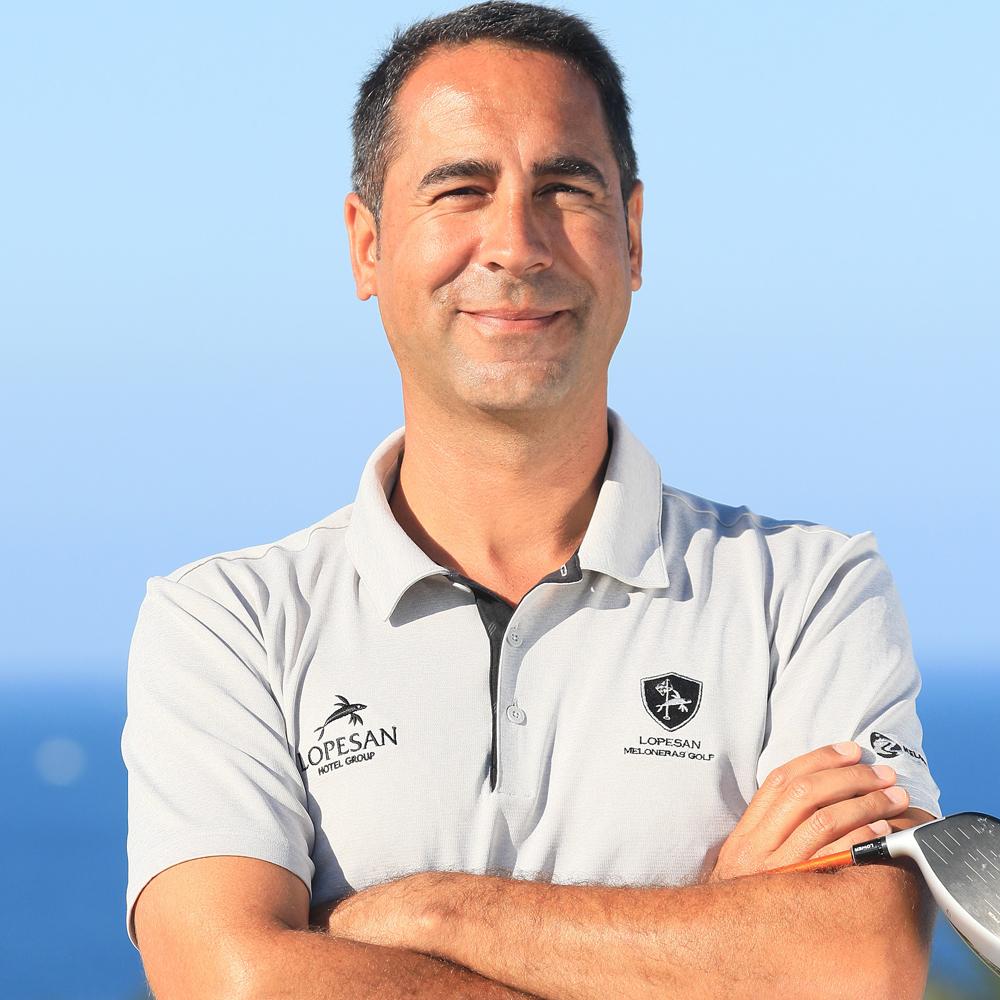 Marcos Ojeda Henriquez - Pro Shop Supervisor Events Coordinator