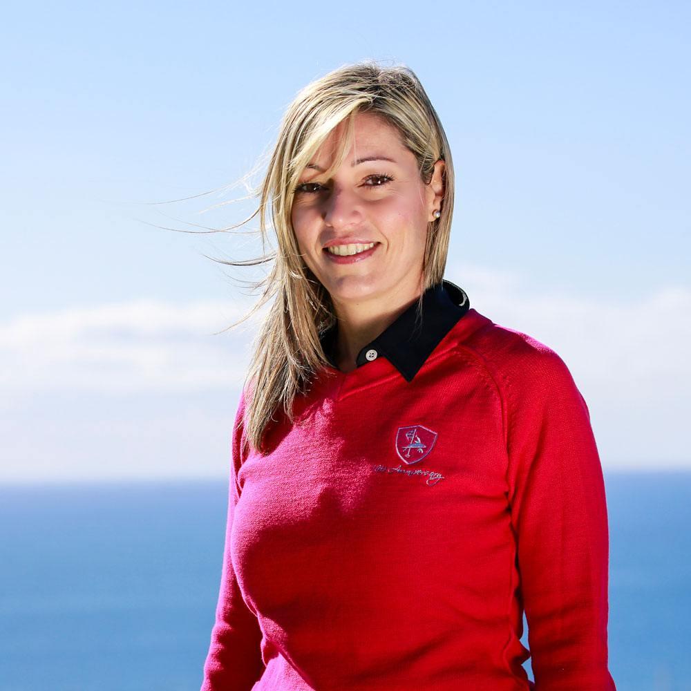 Esther Alemán Rodriguez - Leiterin Golf-Vertragsabschlüsse