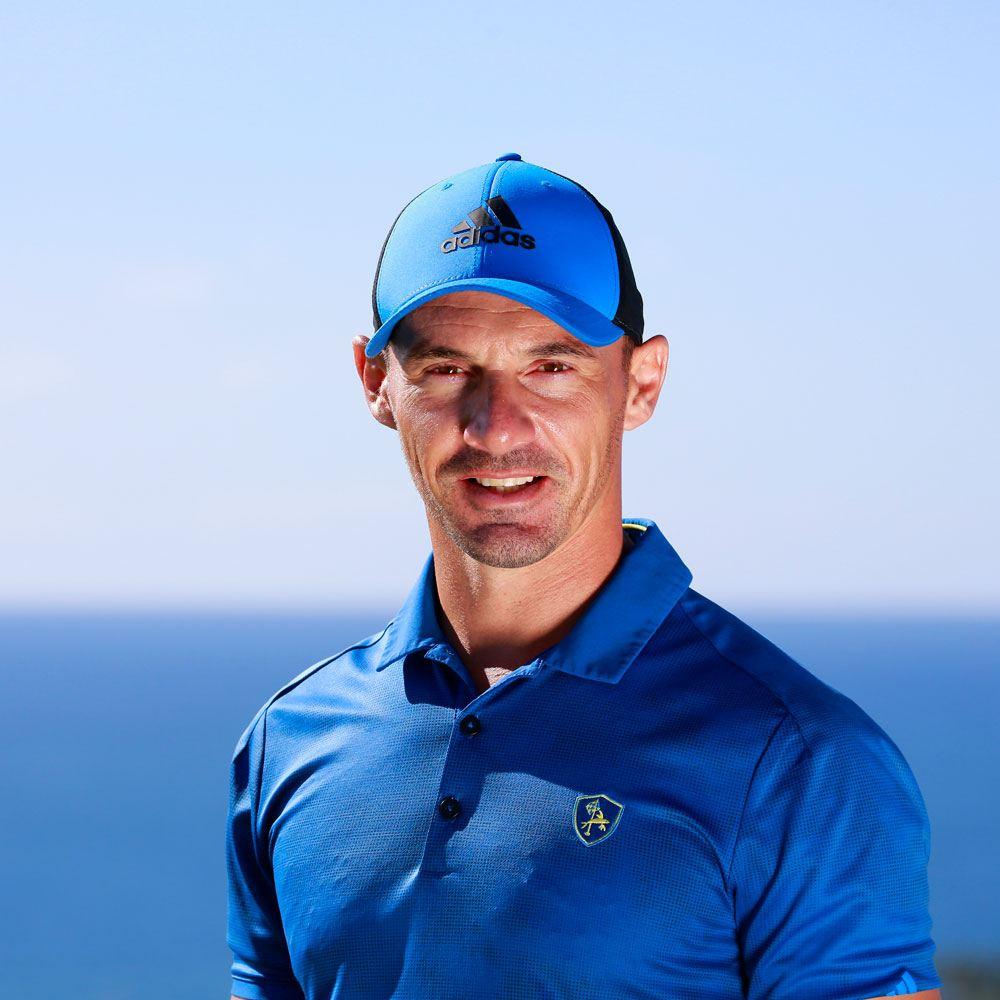 Gavin Hutchison - Director Meloneras Golf Academy.